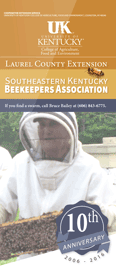Southeast KY Beekeepers Association brochure